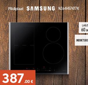Induktsioon pliidiplaat Samsung NZ64H57477K
