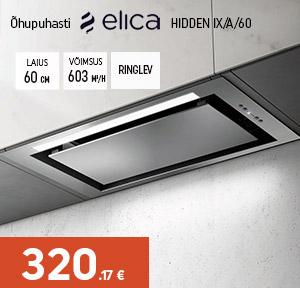 Õhupuhasti Elica HIDDEN IX/A/60