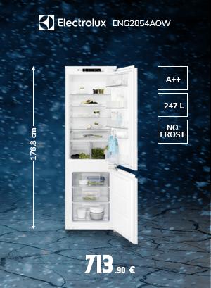 Külmik Electrolux ENG2854AOW