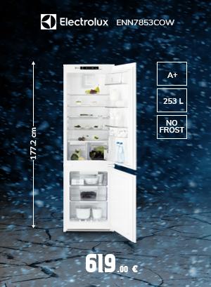 Külmik Electrolux ENN7853COW