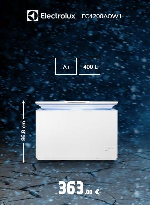 Sügavkülmik Electrolux EC4200AOW1