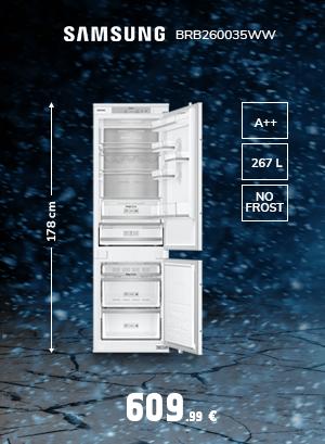 Külmik SAMSUNG BRB260035WW